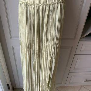 Club Monaco maxi sway skirt